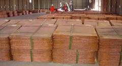 Copper Cathodes LME
