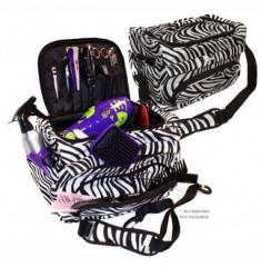 Haito Zebra Tool Case-Hair Tool Cases