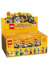 Lego Minifigure Collection Series 1 Mystery Bag Box 60 Packs