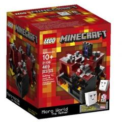 Lego Minecraft The Nether 21106