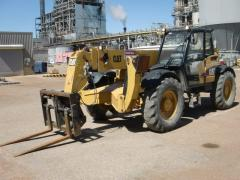 2006 CATERPILLAR TH460B TELEHANDLER