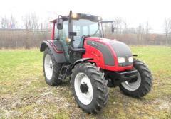 2009 VALTRA N91 CLASSIC FARM TRACTOR