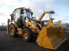 2011 CATERPILLAR 428E BACKHOE LOADER