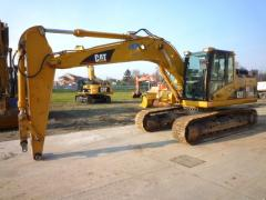 2007 CATERPILLAR 319CL TRACK EXCAVATOR