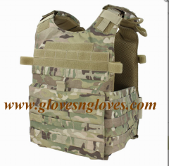 Condor Gunner Lightweight Plate Carrier MultiCam Camo Vest 4 Army Tactical & Airosft