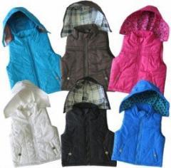 Childrens hooded jacket