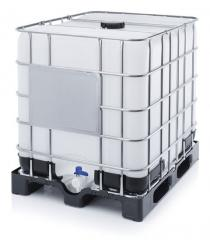 1000 litres IBC,DPPL tanks for industrial packaging of chemicals and hazardous material