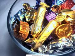 Polish sweets, toffee