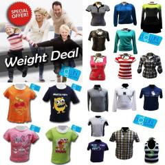 Wholesale German High Street Clothing - £4.95 ONLY per 1 kg + VAT