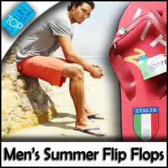 Men's Summer Flip Flops Pallet - MSFFP - £1.50 ONLY + VAT