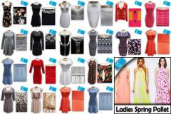 Ladies Spring Summer Clothing Pallet New Arrivals 2015