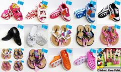 CHILDRENS SHOES BARGAIN MIXED PALLET CBS10