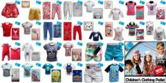 Children`s New Arrivals Clothing Pallet CLEARANCE CNA3