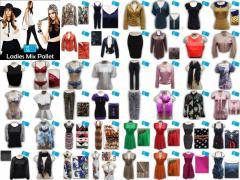 LADIES MIXED CLOTHING PALLET UK EX CHAIN LDD2