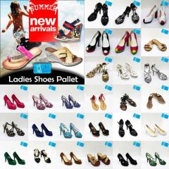 Ladies Summer Shoes Pallet New Arrivals 2015 LSSP1