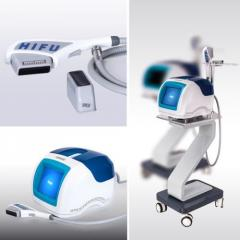 HIFU High Intensity Focus Ultrasound Face lift wrinkle removal machine