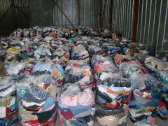 Second Hand Clothes and Shoes from UK England
