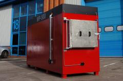 MP500 Pathological Waste Incinerator