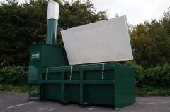 TB Agricultural Incinerator