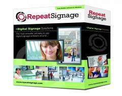 Repeat Signage digital signage software
