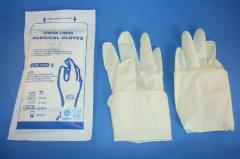Latex Gloves Powdered - Box
