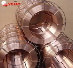 Welding wire (Mild & Low-Alloy Steel)