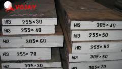 Die & Tool Steel (D2, D3, H10, H11, H13)