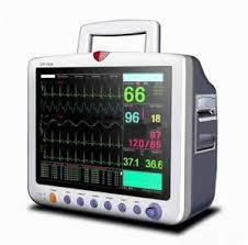 Multi Parameter Patient Monitors