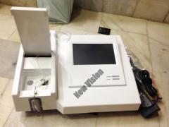 Touch screen semi -automatic Biochemistry Analyzer with 1 year warranty