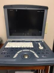 2010 GE Voluson i Portable Ultrasound with RAB4-8-RS Probe