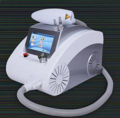 Q Switch Nd Yag Laser Tattoo Removal System Machine