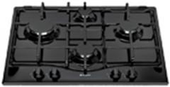 Hotpoint GC640TK  60cm Gas Hob  Black