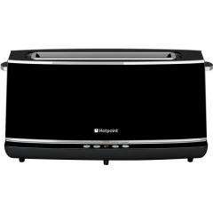 Hotpoint Extra Long Digital TT12EAB0UK 2 Slice Toaster - Black