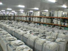 Used Copiers. Printers, Fax Machines