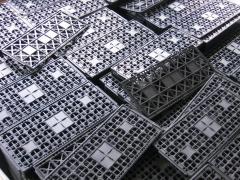 Used IC Trays Scrap
