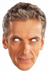 DOCTOR WHO PETER CAPALDI MASK