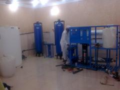 Mineral Water Plant For Water Shop Complete Set Up