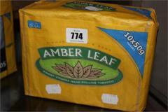 Amber Leaf 30g Rolling Tobacco