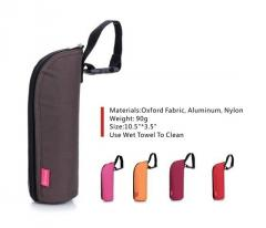 Single Bottle Bags Insulated Mixed Colours MOQ 10
