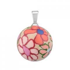 Harmony Ball Pendants Mexican Bola Mixed Colours/