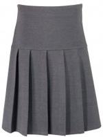 Girls Pleated School Skirt