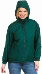 Unisex Adults Premium Reversible Fleece Jacket