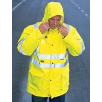 Dickies Hi-Viz 5 IN 1 Executive Jacket