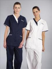 Ladies Tonia Healthcare Nurse Tunic Cooperative