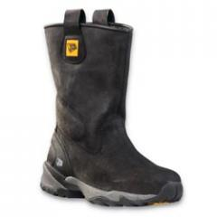 JCB Trackpro Waterproof Leather Rigger Boots