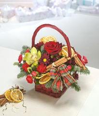 Christmas basket Essence of Christmas
