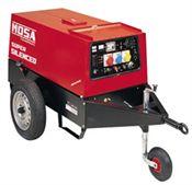 Diesel 400amp Welder / Generator