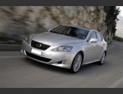 Lexus IS220d Diesel Efficiency Car