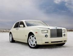 New Rolls-Royce Phantom Car