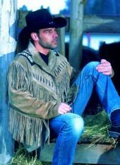 S&S Buffalo Sand Suede Jacket